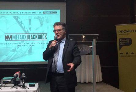 Le dialogue a repris entre Chibougamau et BlackRock