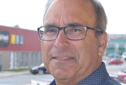 Alain Poirier veut contribuer au développement de sa communauté