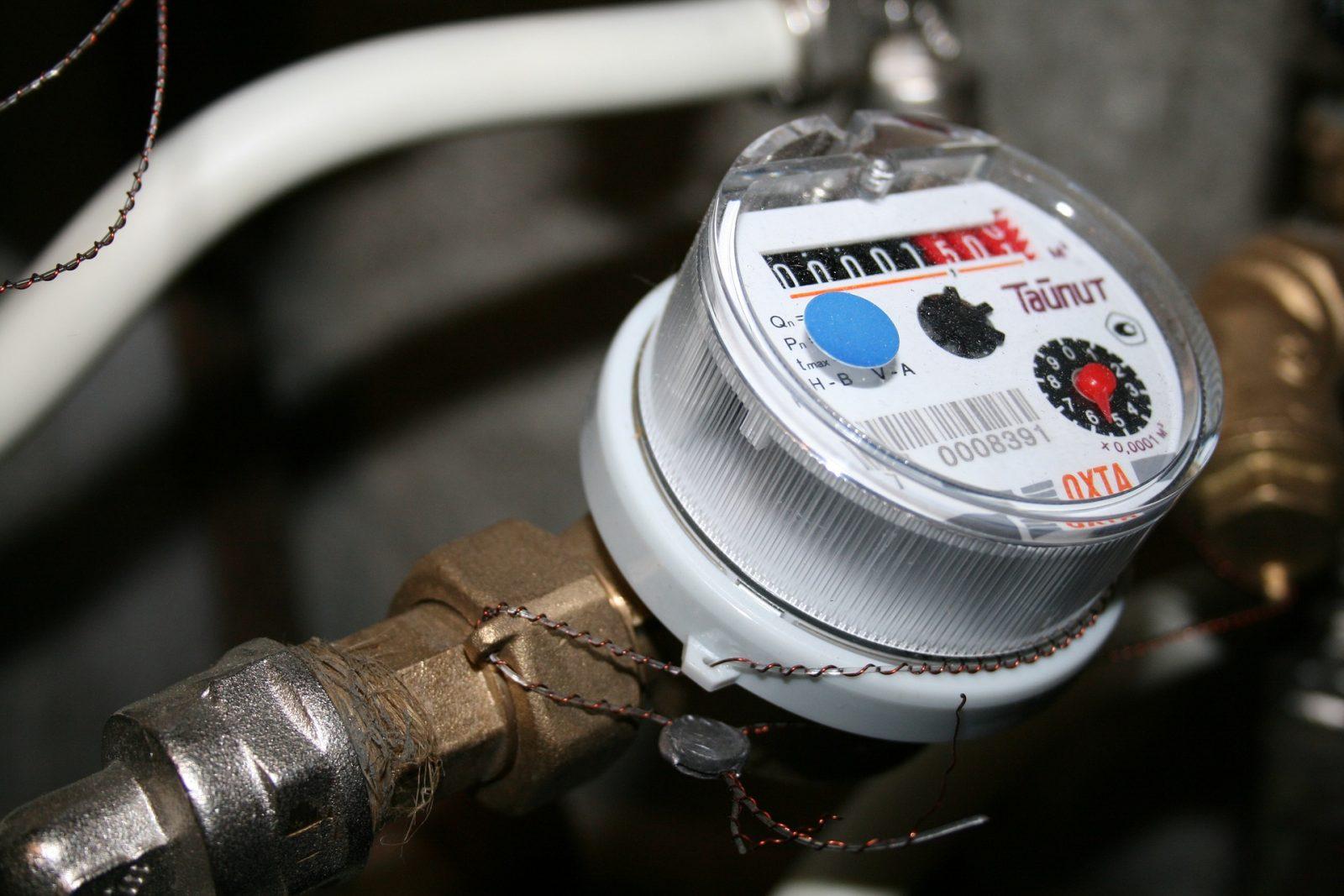 Des compteurs d'eau à partir de septembre prochain