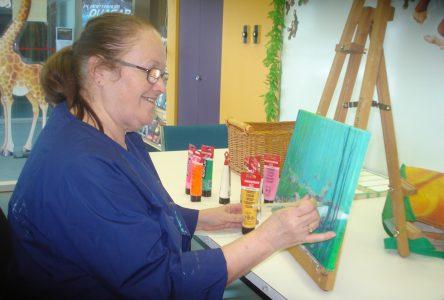 Une exposition en solo et une 2e vie pour son roman