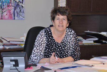 Manon Cyr réélue à la présidence du gouvernement régional