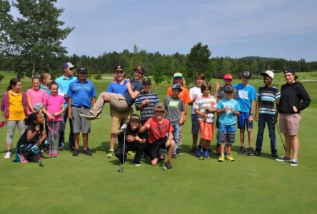 Golf junior : la saison se termine en beauté