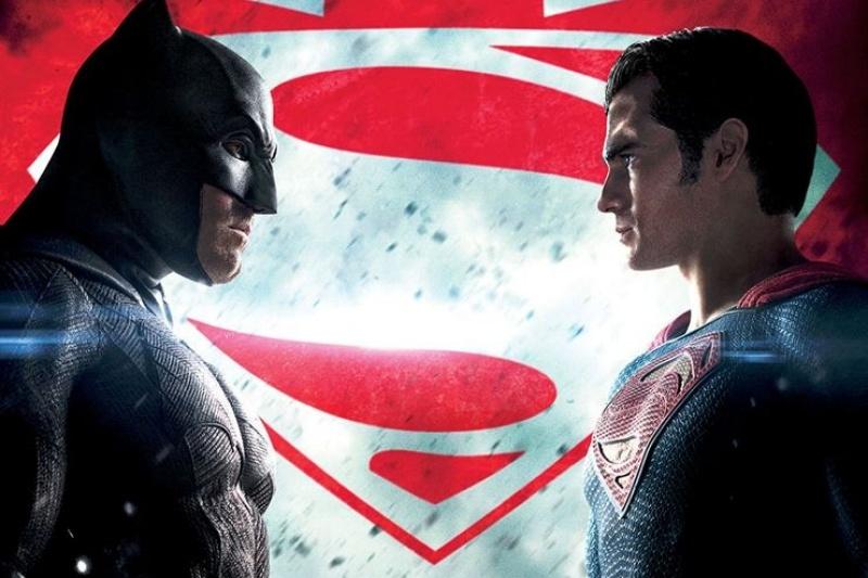 Quand Batman rencontre Superman…