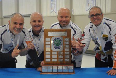 Curling senior: une finale provinciale à saveur abitibienne