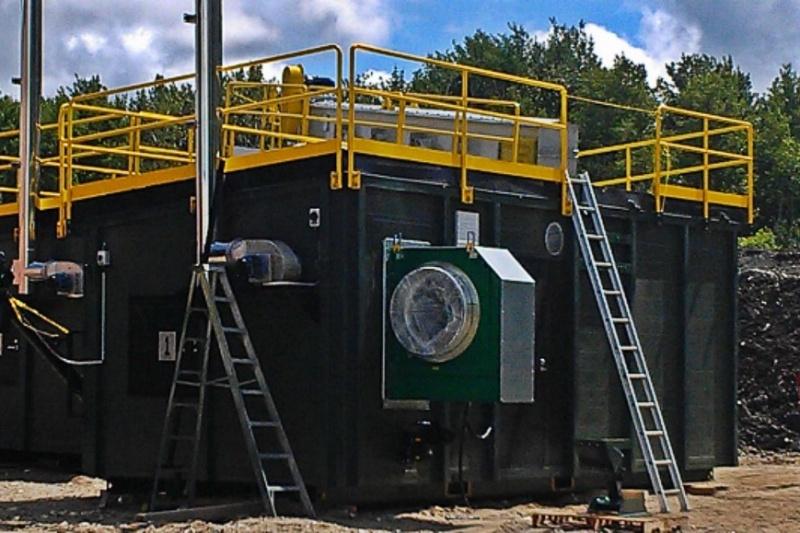 Chauffage à la biomasse: Casa Berardi passe à la phase 2