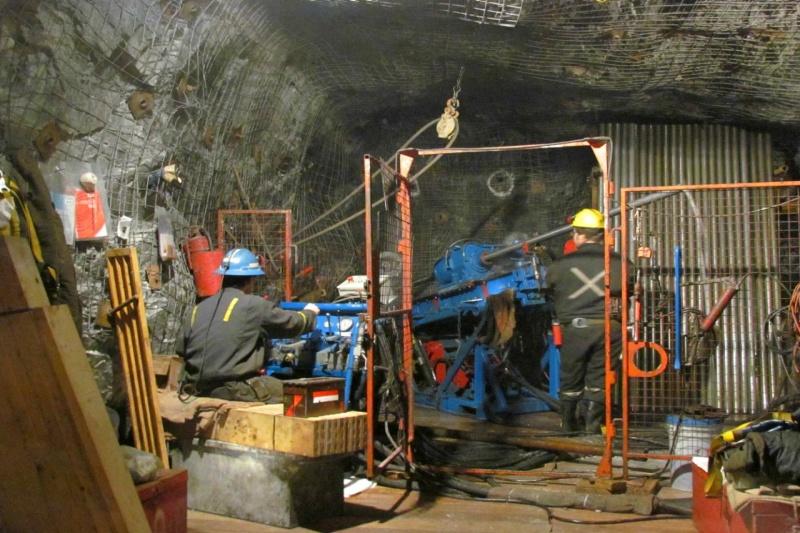 Du sans fil souterrain pour améliorer la sécurité des mines