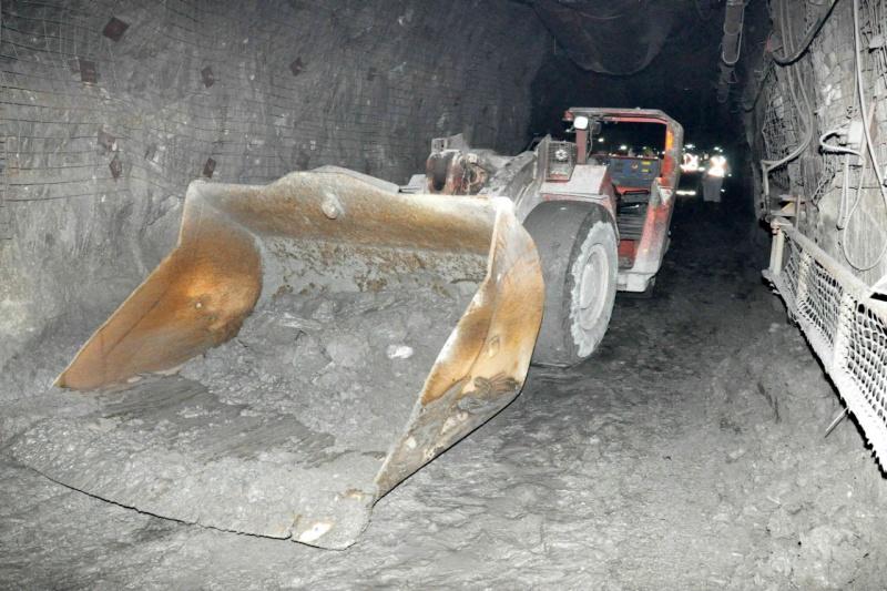 La mine Westwood frappée par une deuxième secousse