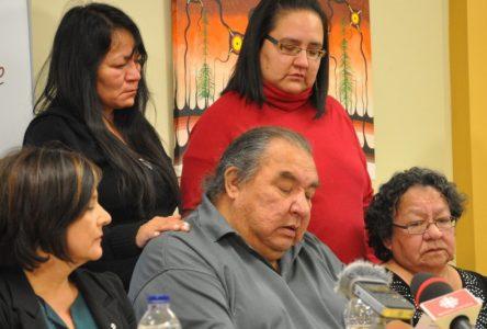 «Les femmes autochtones doivent briser le silence»