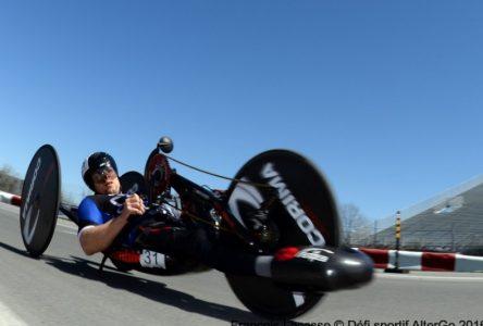 Bon bilan pour les paracyclistes!