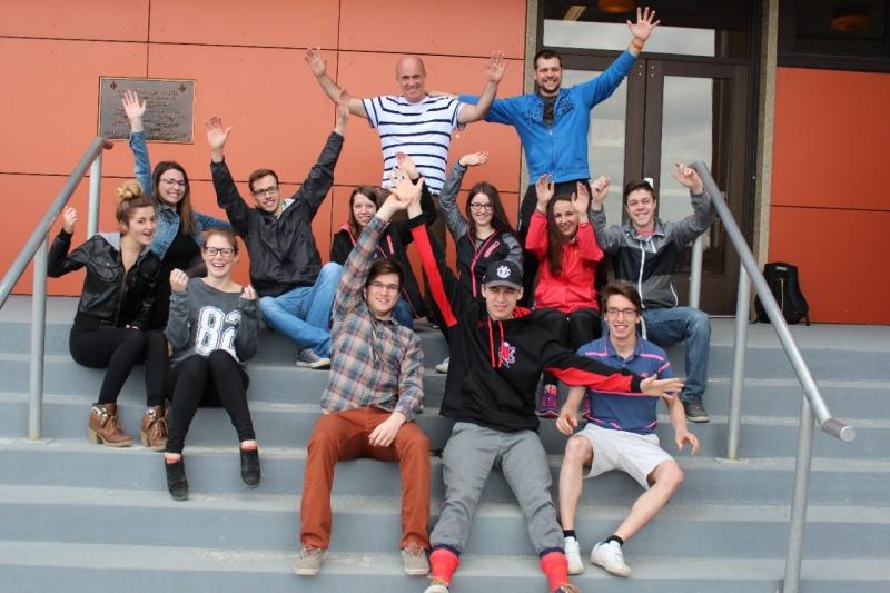 11 jeunes de Chibougamau, ambassadeurs au Grand Défi Pierre-Lavoie