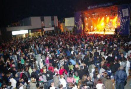 Festival en aout: La Ville a dû injecter 67 000 $