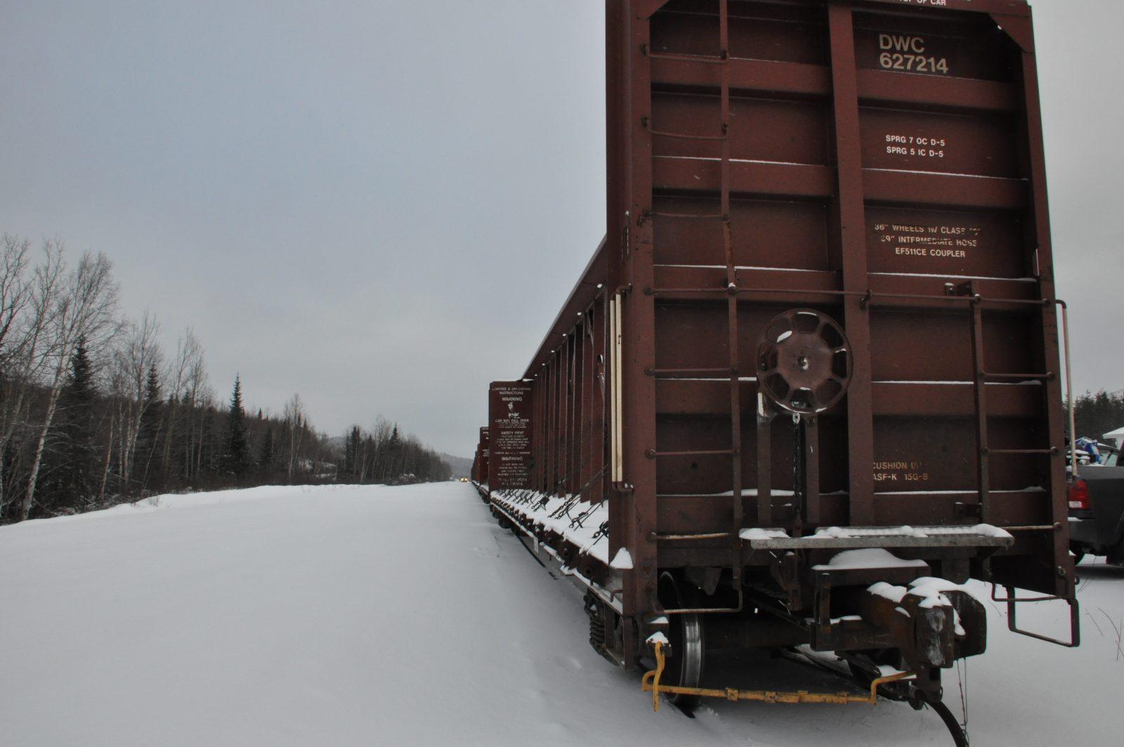 Métaux BlackRock choisit le train pour son concentré de minerai