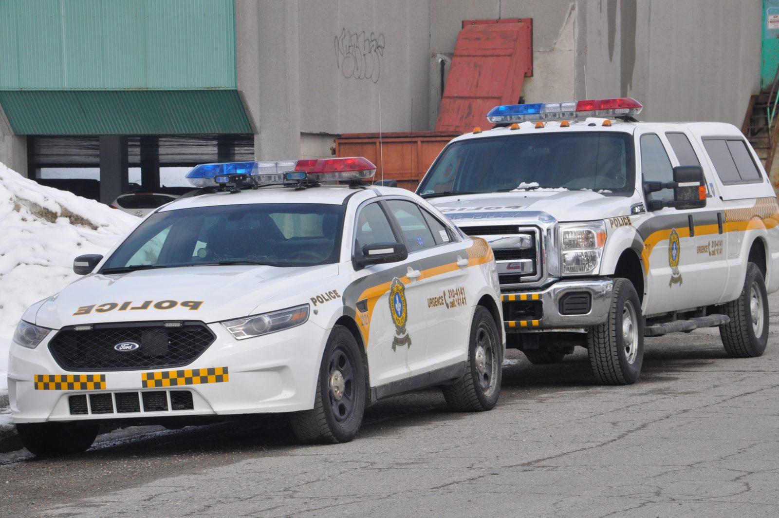 Perquisition à Chapais : d'autres accusations sont déposées