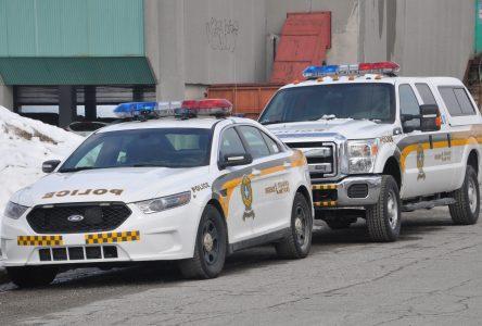 Perquisition et arrestation d'un individu à Chibougamau
