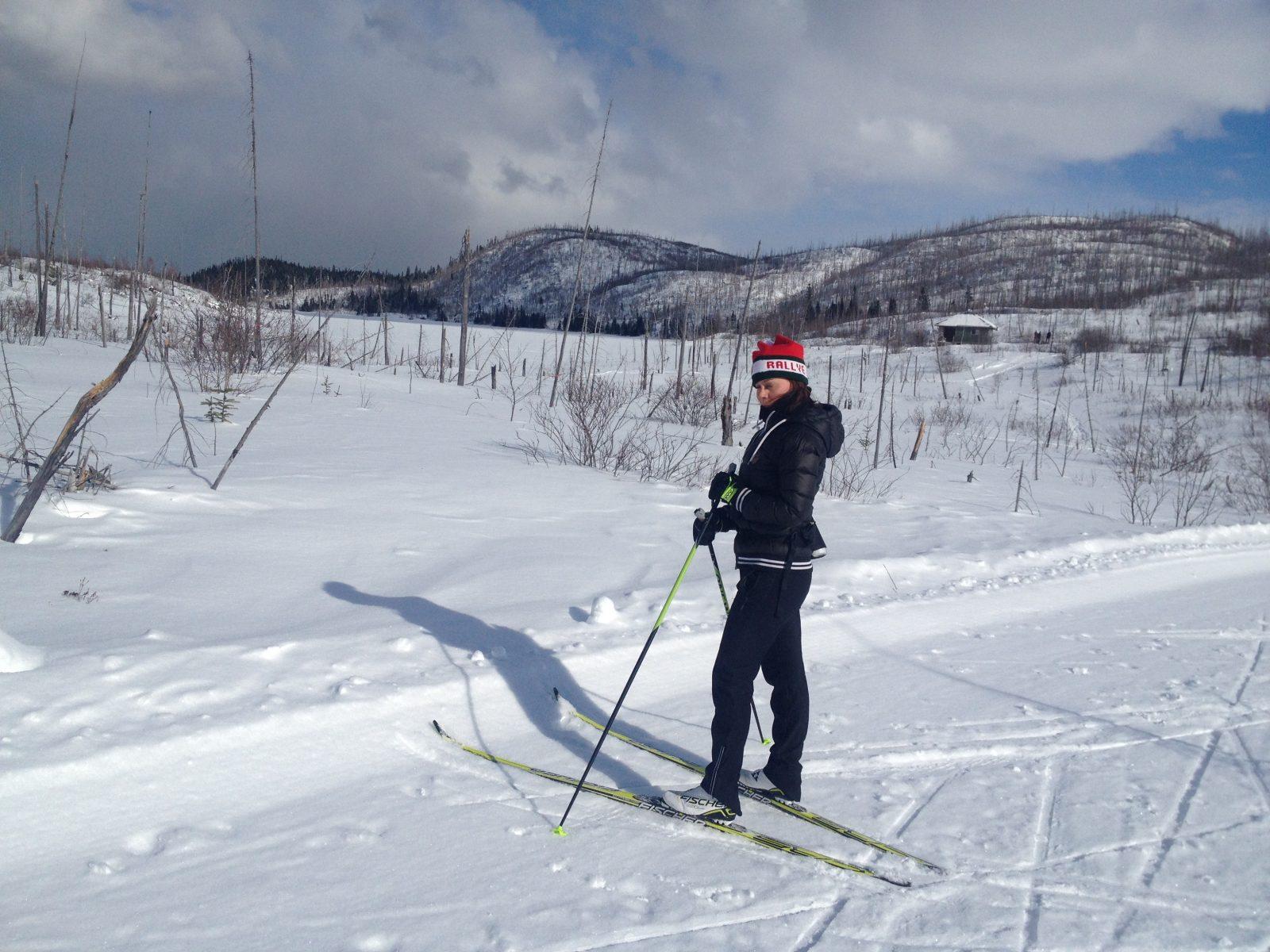 Des équipements de ski de fond disponibles gratuitement au Mont-Chalco