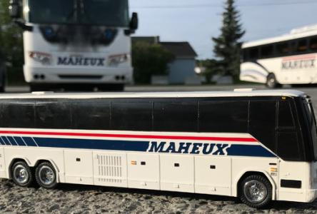 Autobus Maheux en attente d'une réponse