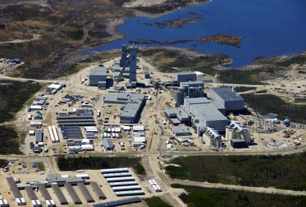 La mine Éléonore sera branchée à la fibre optique
