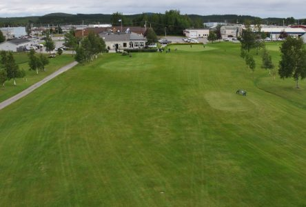 Le terrain de golf reprend des forces