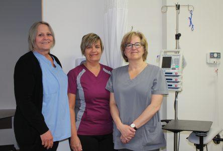 Trois infirmières ont décidé d'innover
