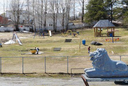 Des améliorations de l'ordre de 140 000 $ pour le Parc Lions