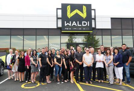 Le fédéral investit dans le tourisme et l'entreprise Waldi