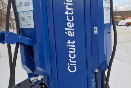 La Ville opte pour les bornes électriques de niveau 2