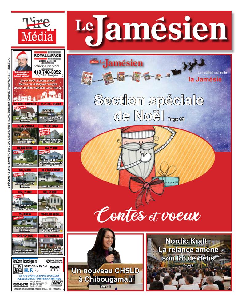 Le Jamésien - Décembre 2019