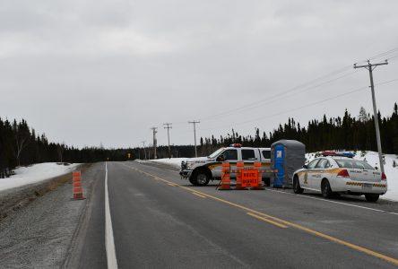 Les barrages seront levés le 9 juin dans le Nord-du-Québec