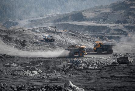 L'industrie minière tourne au ralenti