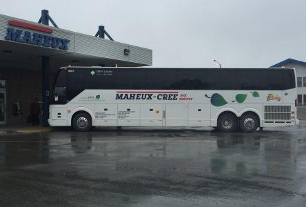 Feu vert pour Maheux-Cree