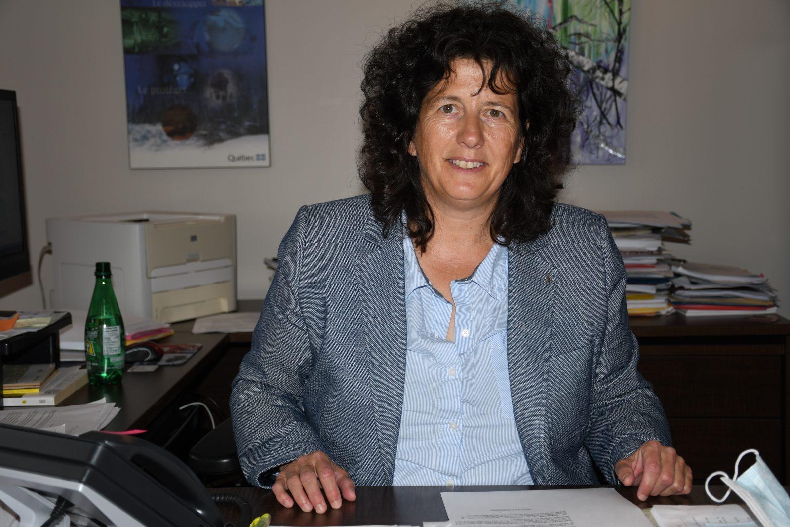 Manon Cyr réélue à la vice-présidence du caucus