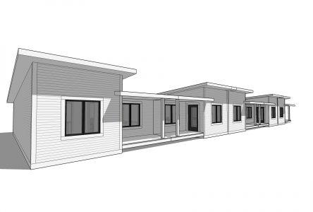 55 maisons pour Eeyou Istchee