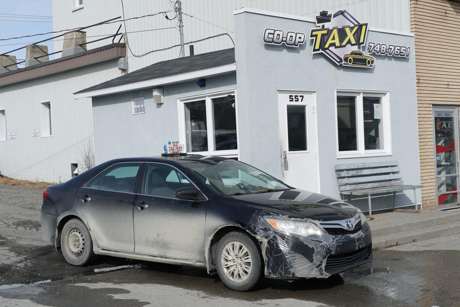 Taxi Co-op Chibougamau cessera ses activités