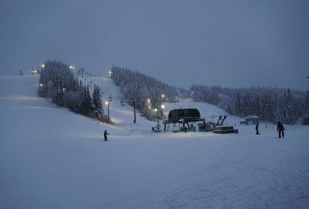 Saison courte et température variée pour le Mont-Chalco