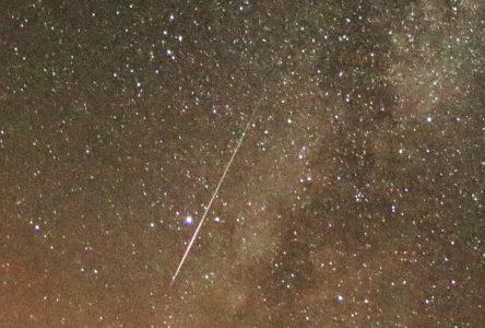 Un météorite aurait été vu à Chibougamau?